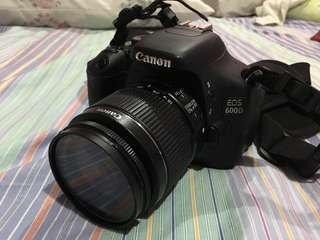 CANON EOS 600D (2nd hand)
