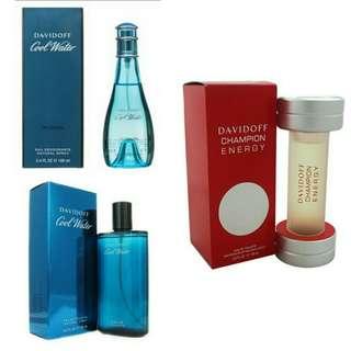 Davidoff Tester Perfume