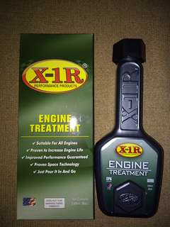 X1R Engine Treatment