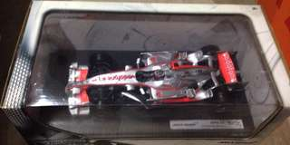 1/18 McLaren MP4-22 Fernando Alonso 2007