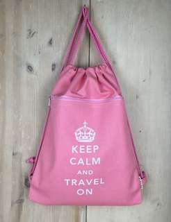 Brand New Designer Canvas Backpack