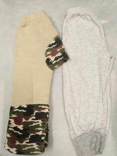 2 years pants