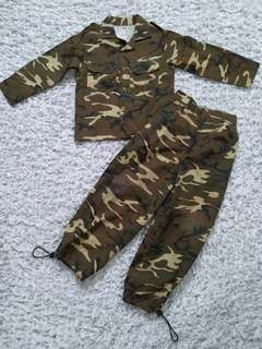 Army uniform  / costume #MidMay75