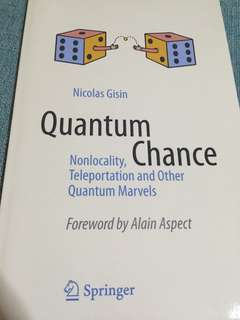 Quantum Chance by Nicolas Gisin
