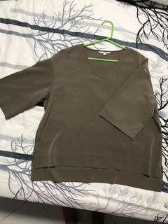 3/4 Sleev blouse