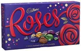 BUY 1 FREE 1~Cadbury roses