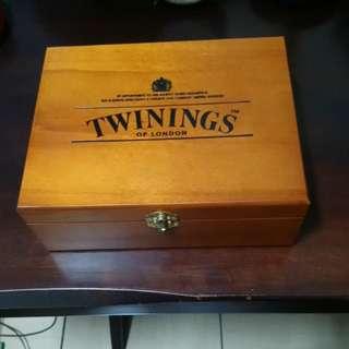 🚚 英國Twinings木盒