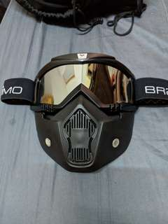 Riding Goggle Mask