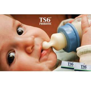 TS6 PROBIOTIC SACHET 60'S (2g/sachet)