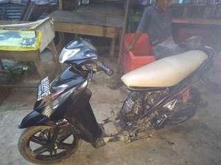 Sepeda motor Spin