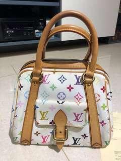 LV Handbag multi colour (限量版)