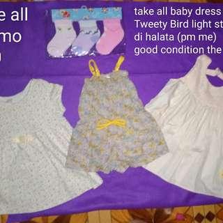 Take all babies dress