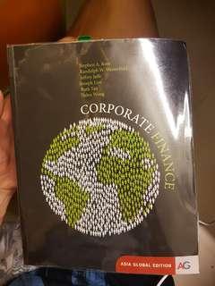 Corporate Finance FIN3101