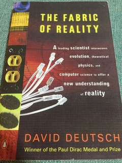 The Fabric of Reality - David Deustch