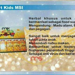 Smart kids / vitamin anak