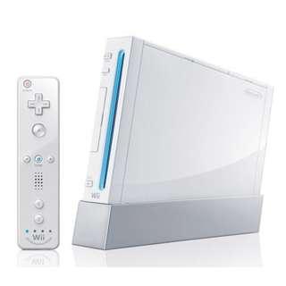 Nintendo Wii (no remotes)