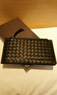New! Leather Card Holder