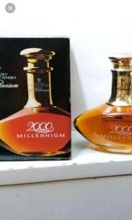 三得利千禧珍藏威士忌700ml with box ,特選山崎17年威士忌調配。