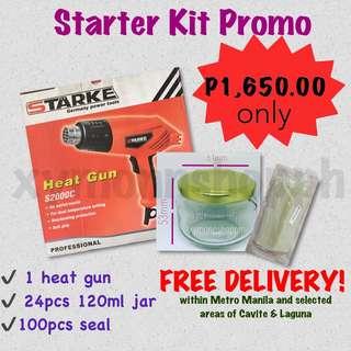 Starter Kit FREE DELIVERY!