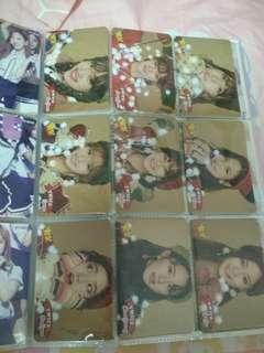 Twice 專輯卡(第三期)