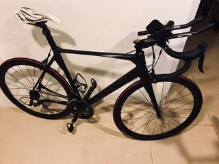 BTWin Carbon Racing team road bike