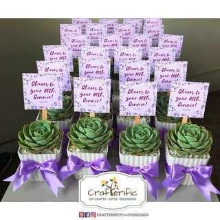 Cactus & Succulents Souvenirs | Giveaways