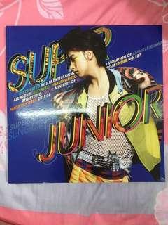 Super Junior Mr Simple 晟敏封面