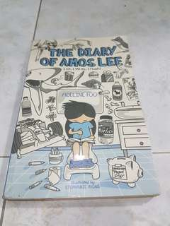 The diary of Amos Lee adeline foo