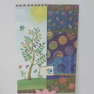 Thankyou card Hallmark