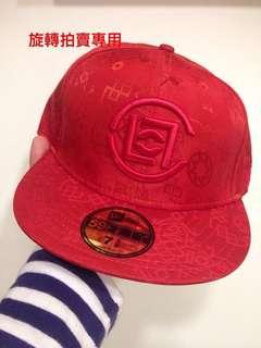 全新絕版 CLOT new era 絲綢 棒球帽