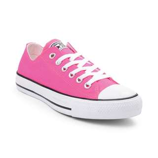 New pink Converse Shoes