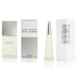 Issey Miyake Tester Perfume