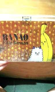 🚚 🎀贈品🎀7-11香蕉🍌多功能夾鏈袋—名牌篇(200)