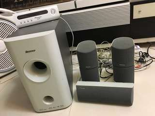 Pioneer home audio/speaker