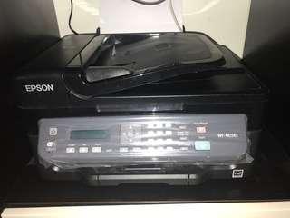 Epson WorkForce WF-M1561 影印機 打印機