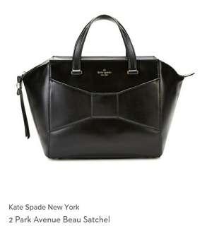 SALE!! Kate Spade - 2 Park Avenue Beau