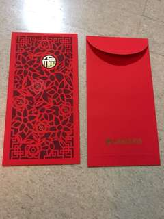 Barclays Red packet