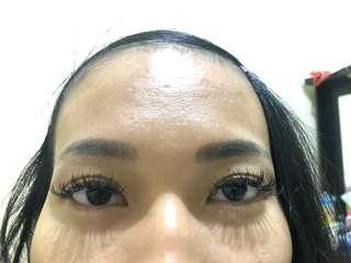 Eyelash extension murah promo baca deskripsi yaaa