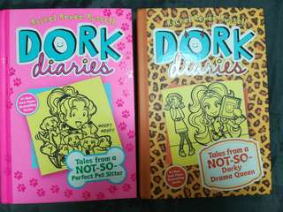 Dork diaries (Hard cover)