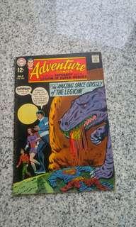 Vintage Silver Age DC Comics Adventure Comics