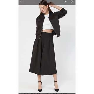 KAI CULOTTES 2.0 IN BLACK