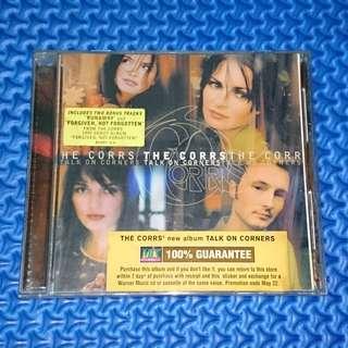 🆒 The Corrs - Talk On Corners [1997] Audio CD