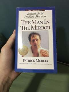The man in the mirror. Patrick morley