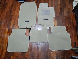 Genuine Honda Accord Carpet Mats