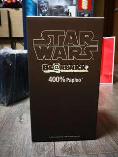 Be@rbrick Star Wars 400% Paploo