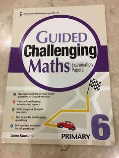 BN P6 maths exam papers