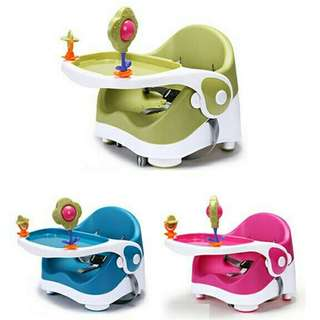 Luxury Baby Booster Seat / Baby Dining Chair and Table