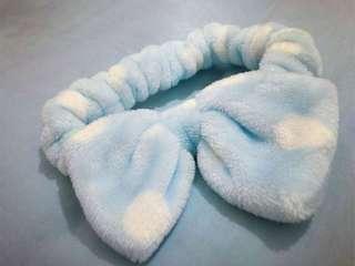 Face wash headband 🎀