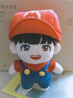 BTS EXO 15cm公仔玩偶娃衣 公仔衫
