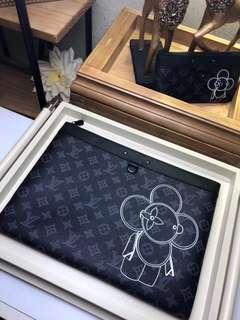 Louis Vuitton Forever Clutch